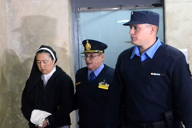 Zakonnica Kosako Kumiko zatrzymana w Mendozie