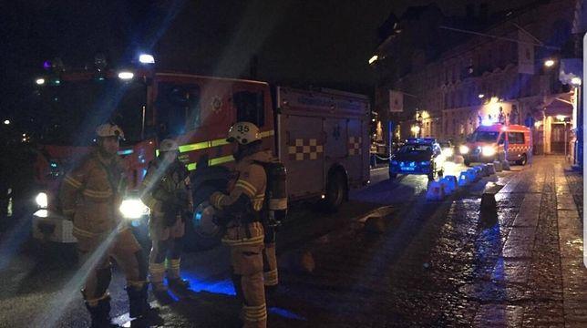 Atak na synagogę w szwedzkim Goeteborgu