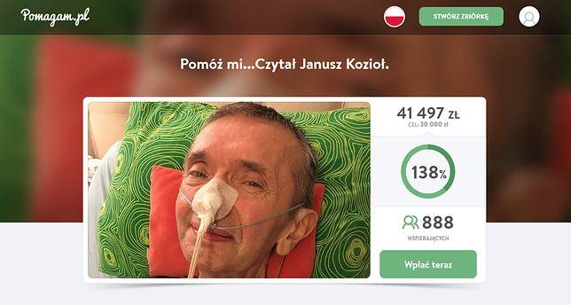 Screen ze strony pomagam.pl
