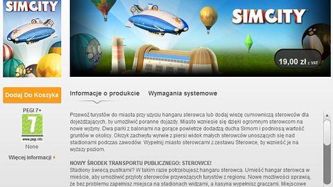 SimCity: 4 budynki za 19 złotych, czyli jak nie robić DLC