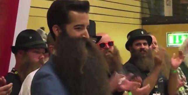 Tak wygląda najpiękniejsza broda świata