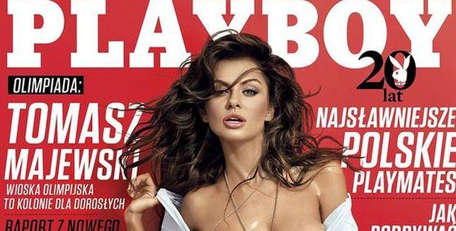 """""""Playboy"""" zmienia format i rezygnuje z nagich zdjęć"""