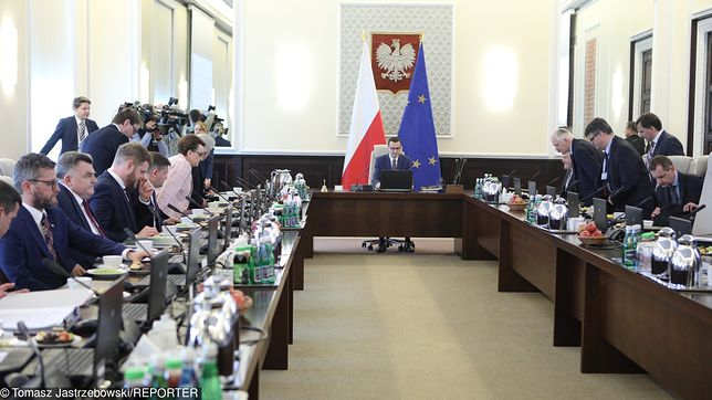 Kolejne posiedzenie rządu odbędzie się już w nowym składzie