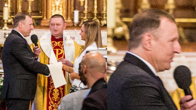 Jacek Kurski wziął drugi ślub kościelny. To jedna z najważniejszych chwil w jego życiu