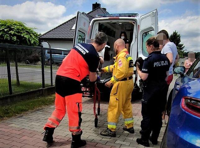 Śląskie. Sukcesem zakończyły się poszukiwania 73-letniego mężczyzny, który oddalił się z domu na terenie Orzesza.