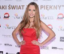 Miss Polski Magdalena Bieńkowska w sukni Violi Piekut