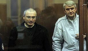 Sąd Najwyższy nakazał zwolnienie Płatona Lebiediewa