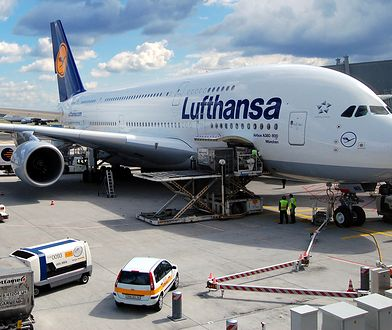 Personel pokładowy Lufthansy ma strajkować dwa dni