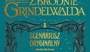 Fantastyczne zwierzęta. Zbrodnie Grindelwalda. Scenariusz oryginalny