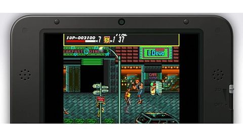 Szesnastobitowe hity z SEGI pędzą na 3DS-a