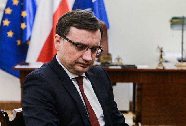 Zbigniew Ziobro nie ma wyrzutów sumienia w sprawie Barbary Blidy i dr. G.