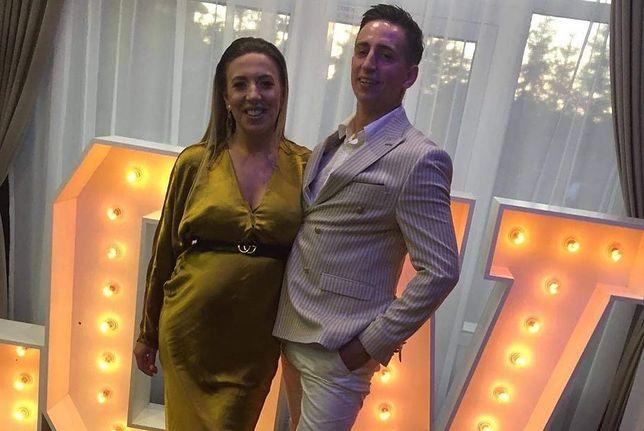 Małgorzata i Paweł Borysewiczowie na ostatnim weselu w tym roku