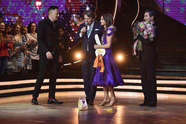 Taniec z gwiazdami. Joanna Mazur dostała klucz do nowego mieszkania