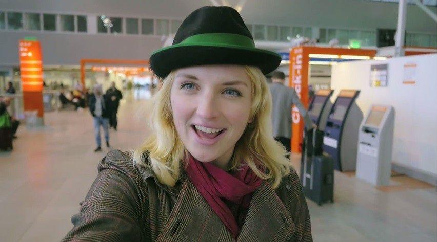 Austriacka blogerka odwiedziła Warszawę. Stolica podbiła jej serce [WIDEO]
