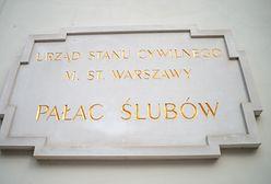 Koronawirus w Warszawie. Ślub w czasie epidemii?