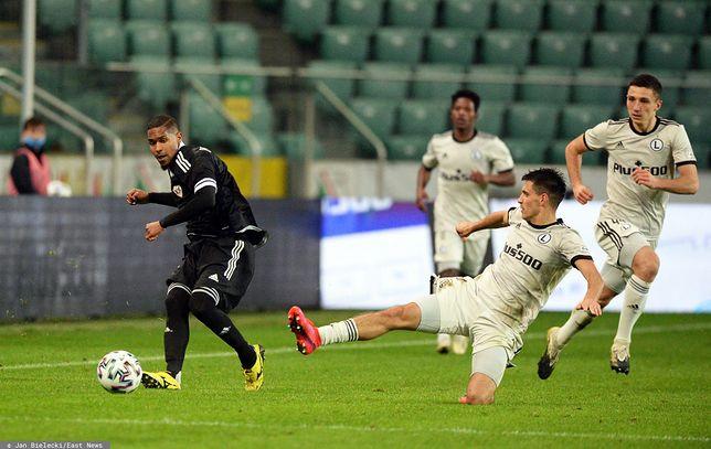 Legia Warszawa odpada z Ligi Europy