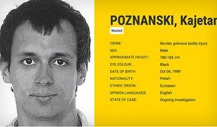 Kajetan Poznański na liście najbardziej poszukiwanych przestępców w Europie