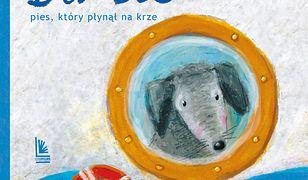 Baltic Pies, który płynął na krze.