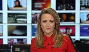 Marta Kłos jest dziennikarką TVN24. Zdjęcie z ciążowym brzuszkiem pokazała na Instagramie