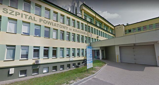 Koronawirus w Polsce. Szpital w Kraśniku ogranicza liczbę pacjentów (Fot.:maps.google.pl)