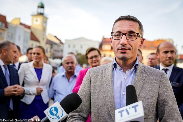 Politykiem Platformy w tegorocznych wyborach zdobył w pierwszej turze 61,1 proc. głosów