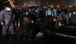 Indonezja. Boeing 737 runął do morza. Ruszają poszukiwania