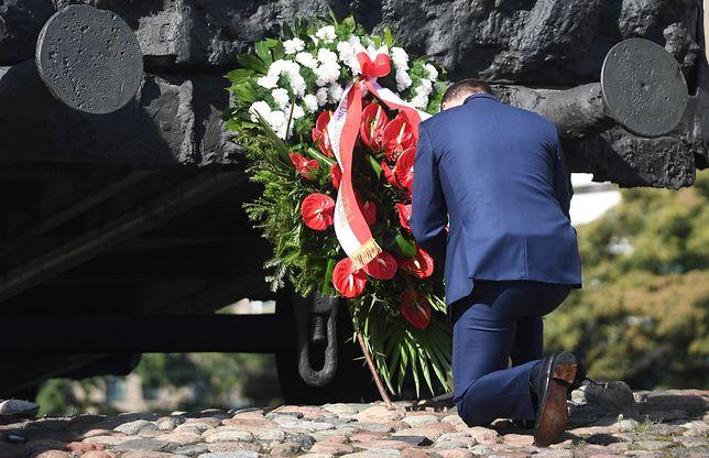 Prezydent upamiętnił ofiary sowieckiej agresji na Polskę
