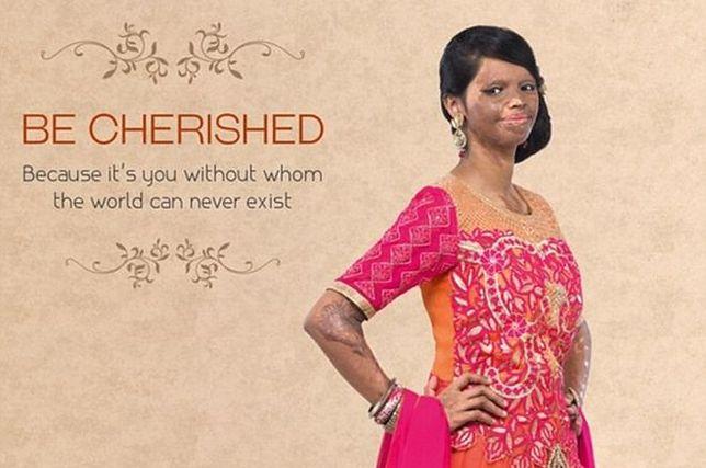 Laxmi Saa twarzą marki Viva N Div