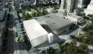 Muzeum Sztuki Nowoczesnej powstanie na pl. Defilad