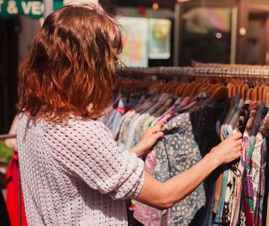 Polacy na zakupy odzieżowe wydają zazwyczaj nie więcej niż 10 proc. pensji