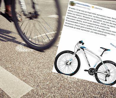 12-latek nie chce prezentu, woli sam zarobić na nowy rower