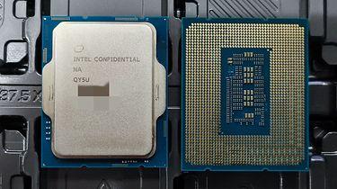 Na najnowszych Intelach będą problemy ze starszymi grami. Winowajcą Denuvo - Intel Core Alder Lake - próbka inżynieryjna