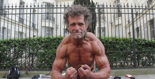 Najsłynniejszy bezdomny bodybuilder na świecie
