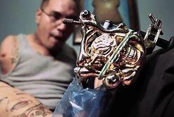 Urodził się bez rąk, został profesjonalnym tatuażystą