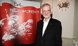 Ryszard Terlecki podczas Balu Niepokornych w 2013 roku
