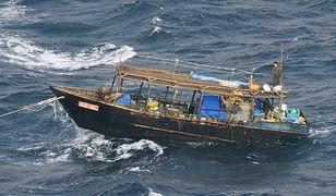 Łodzie i silniki północnokoreańskich rybaków są kiepskiej jakości