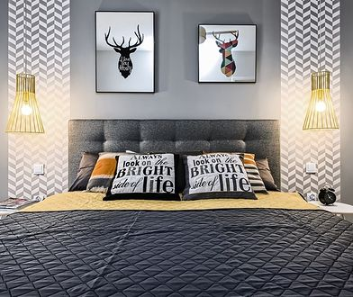 Piękny zagłówek to ozdoba łóżka