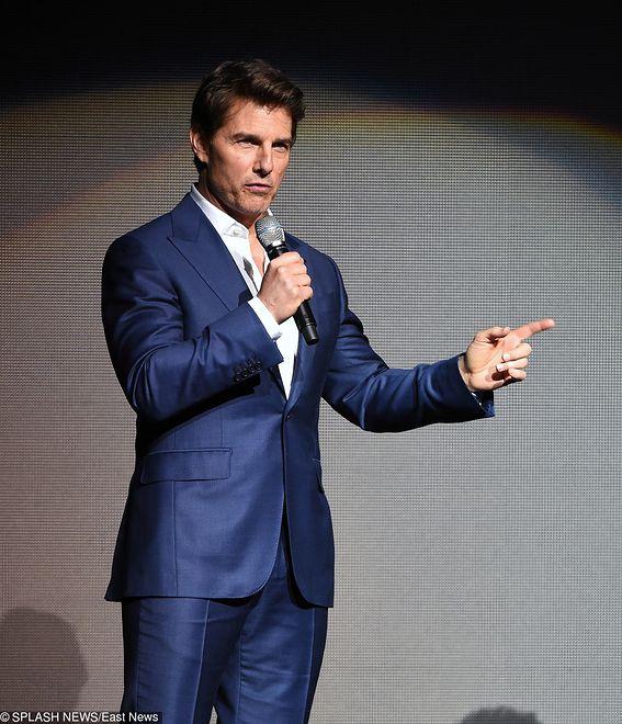 Tom Cruise wciąż wygląda młodo