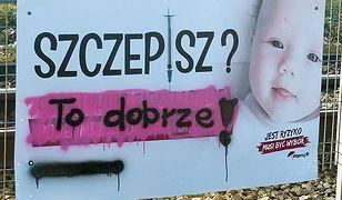 Łódź atakuje antyszczepionkowców