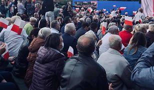 Pułtusk: Wieczór wyborczy Andrzeja Dudy