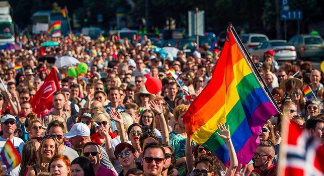 Parada Równości bez patronatu prezydent Hanny Gronkiewicz-Waltz