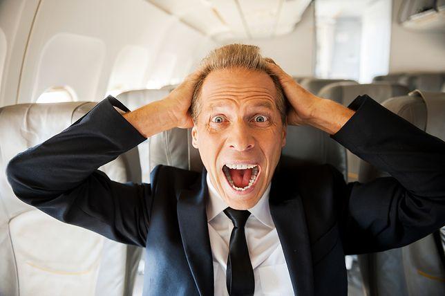 Cuda na wysokościach. Przygody pasażerów linii lotniczych