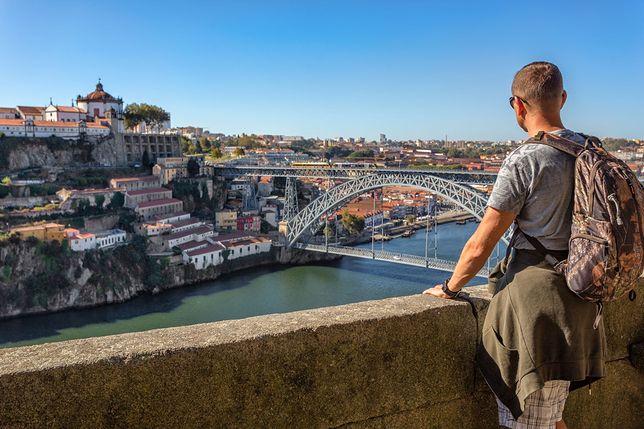 Widok na Porto (zdjęcie ilustracyjne)