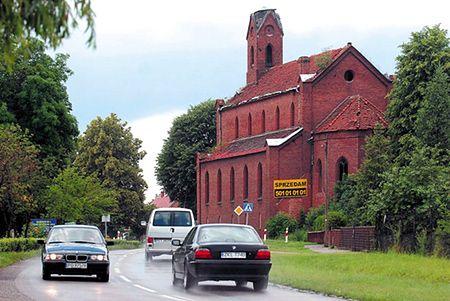 Kościół sprzedam