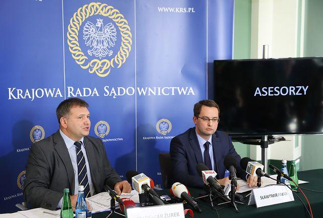 Konferencja KRS ws. asesorów sądowych