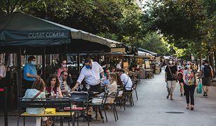 Brak dyscypliny ze strony klientów pogarsza jedynie sytuację restauratorów