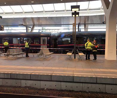 Na miejscu pracują służby i komisja ds. badania przyczyn wypadków kolejowych