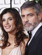 Ukochana George'a Clooneya w amerykańskim serialu