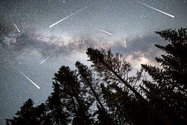 Sprawdź, kiedy będziemy mogli podziwiać spadające gwiazdy