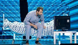 """Polsat SuperHit Festiwal. Kabaret: """"Andrzej śpiewa, recytuje, co mu dasz, to podpisuje"""""""